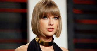 Taylor Swift au tribunal pour assister au procès du DJ David Mueller, qu'elle accuse d'agression sexuelle