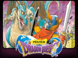 Dragon Quest I, II et III en images…