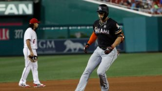 Giancarlo Stanton collectionne les circuits