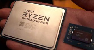 Ryzen Threadripper 1950X à 4,1 GHz, une bête absolue ?