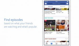 Facebook lance Watch, son service de vidéos originales