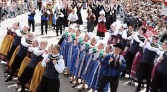 Le festival interceltique de Lorient dans son dernier week-end