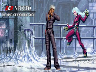 ACA NEOGEO THE KING OF FIGHTERS 2000 en vidéo…