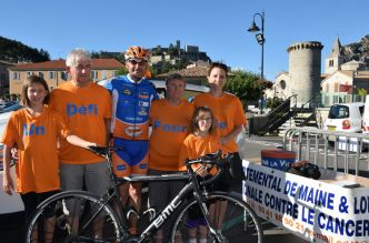Sisteron : le tour de force de Guillaume