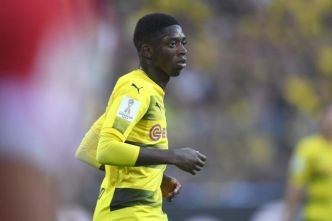 Foot - ALL - Dortmund - Le Borussia Dortmund maintient la suspension d'Ousmane Dembélé
