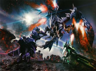 Monster Hunter XX, un nouveau DLC au Japon…