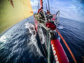 MAPFRE poursuit sa domination de Leg Zero