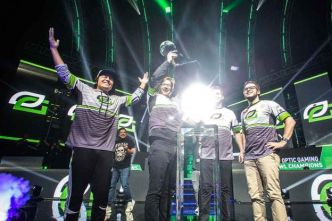 eSport - eSport - Call of Duty : OpTic Gaming champion du monde