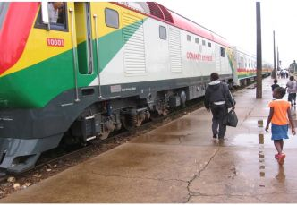 Le train Conakry Express reprend du service