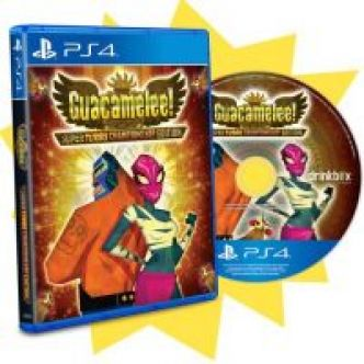 Guacamelee! Super Turbo Championship Edition (PS4) [US] à 47.48$CA (environ 32€)