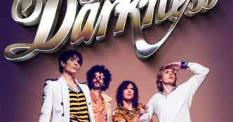 The Darkness : second single, Solid Gold (clip officiel)