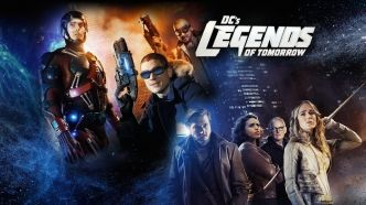 DC's Legends of Tomorrow (saison 1) rediffusée sur CStar