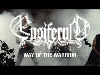 Nouveau clip pour Ensiferum avec Way Of The Warrior. Two Paths sortira le 15 septembre chez Metal...