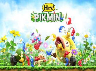 Hey! PIKMIN s'offre un trailer…