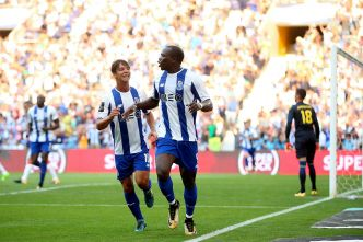 Porto : Vincent Aboubakar inscrit un triplé contre Moreirense