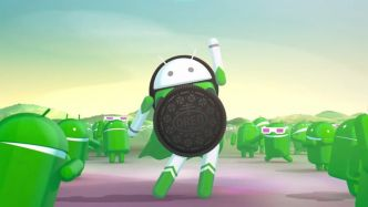 Android 8.0 s'appelle bien Android Oreo !