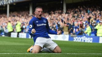 Wayne Rooney inscrit son 200e but face à Manchester City