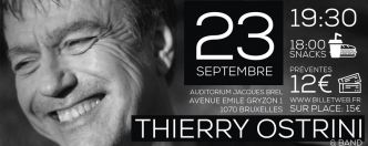 Concert : Thierry Ostrini