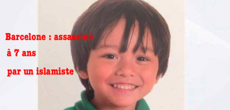 Barcelone : Julian, catholique de 7 ans, assassiné par un islamiste...