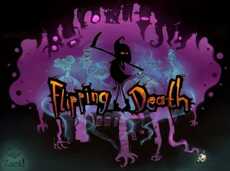 Flipping Death s'anime sur Switch…