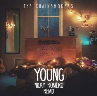 Out today @thechainsmokers - Young (@nickyromero Remix):