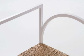 Chair as Architecture par le studio portugais Corpo Atelier
