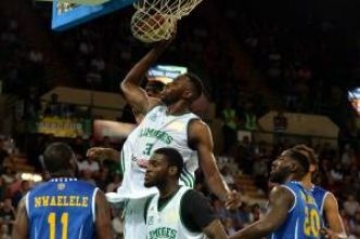 Basket / Amical - Le Limoges CSP remporte le Trophée Michael-Brooks face à Levallois 80-75