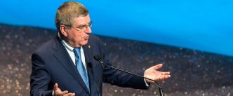 JO 2028 : Thomas Bach allumera la flamme à Los Angeles