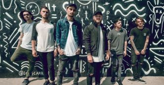 We Came As Romans : nouveau single, Cold Like War (clip officiel)