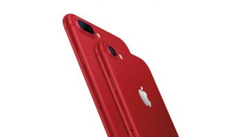 Apple retire de la vente les iPhone 7/7 Plus (PRODUCT)RED