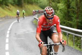 Cyclisme - GP de Wallonie - Tim Wellens s'impose devant Tony Gallopin sur le GP de Wallonie