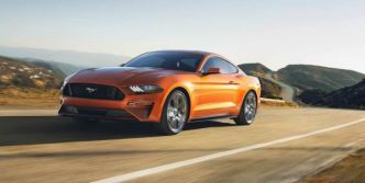 La mythique Ford Mustang s'offre un restylage