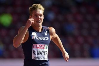 Kevin Mayer forfait