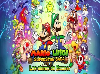 Mario & Luigi: Superstar Saga s'anime…
