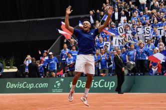 "Coupe Davis > Tsonga : ""On a tous envie de ramener ce Saladier"""