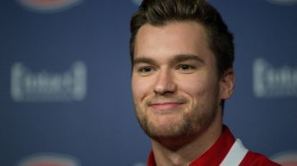 Jonathan Drouin s'engagera demain à un don important au CHUM