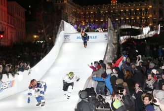 Le Red Bull Crashed Ice de retour à Marseille en février