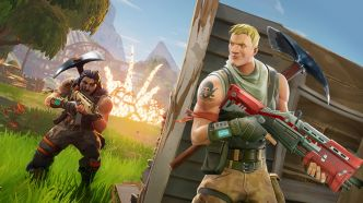 Fortnite : le mode Battle Royale sera free-to-play