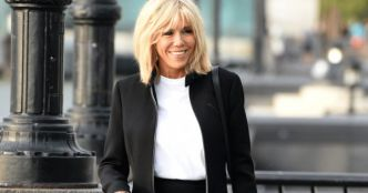 Brigitte Macron assume son âge, mais son entourage veille à retoucher ses photos