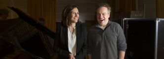 Jonathan Nott et Magali Rousseau, l'accord commun