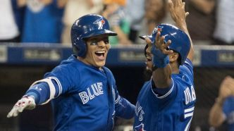 Ryan Goins joue un tour aux Yankees