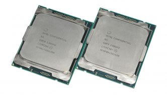 Intel Core i9-7960X et Core i9-7980XE en test