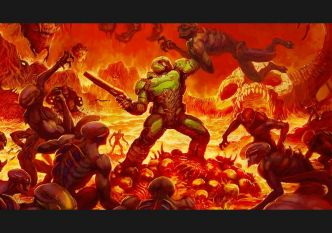 Doom en 30 images par seconde sur Switch