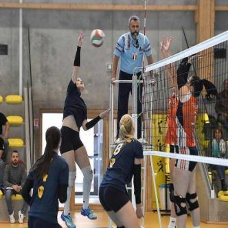 Volley-ball. matches amicaux : le NRMV gagne, le VBN perd
