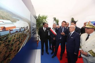Sousse : BCE pose la 1e pierre du plus grand centre commercial du pays