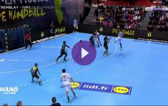 Handball - Lidl Starligue : Tremblay - Ivry, quel finish !
