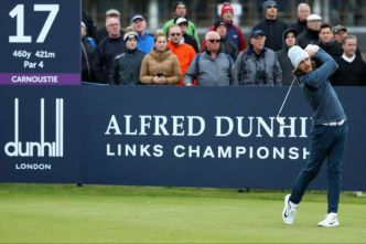 Golf - Tour Européen - Dunhill Links : un Tommy Fleetwood record