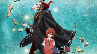 The Ancient Magus Bride ep 1 vostfr