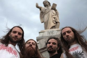 Spectral Voice (Death/Doom avec des membres de Blood Incantation) sort son premier album Eroded...