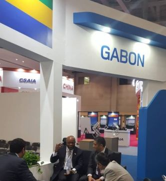 Participation du Gabon à l'ITU télécom world 2017
